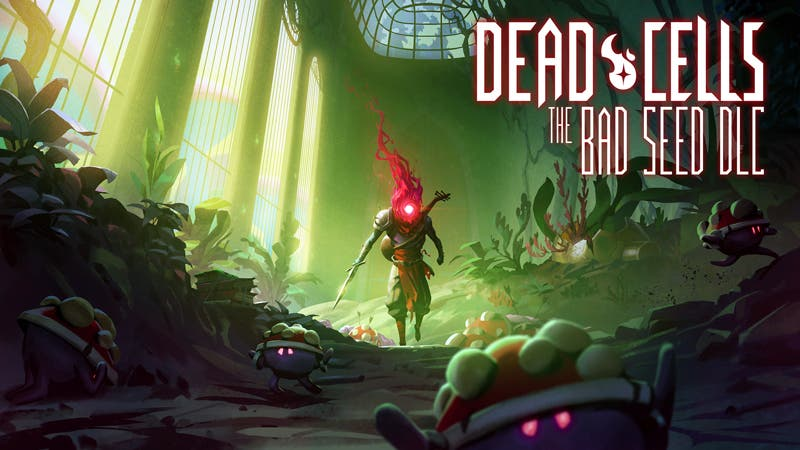 DeadCellsTheBadSeed review featured