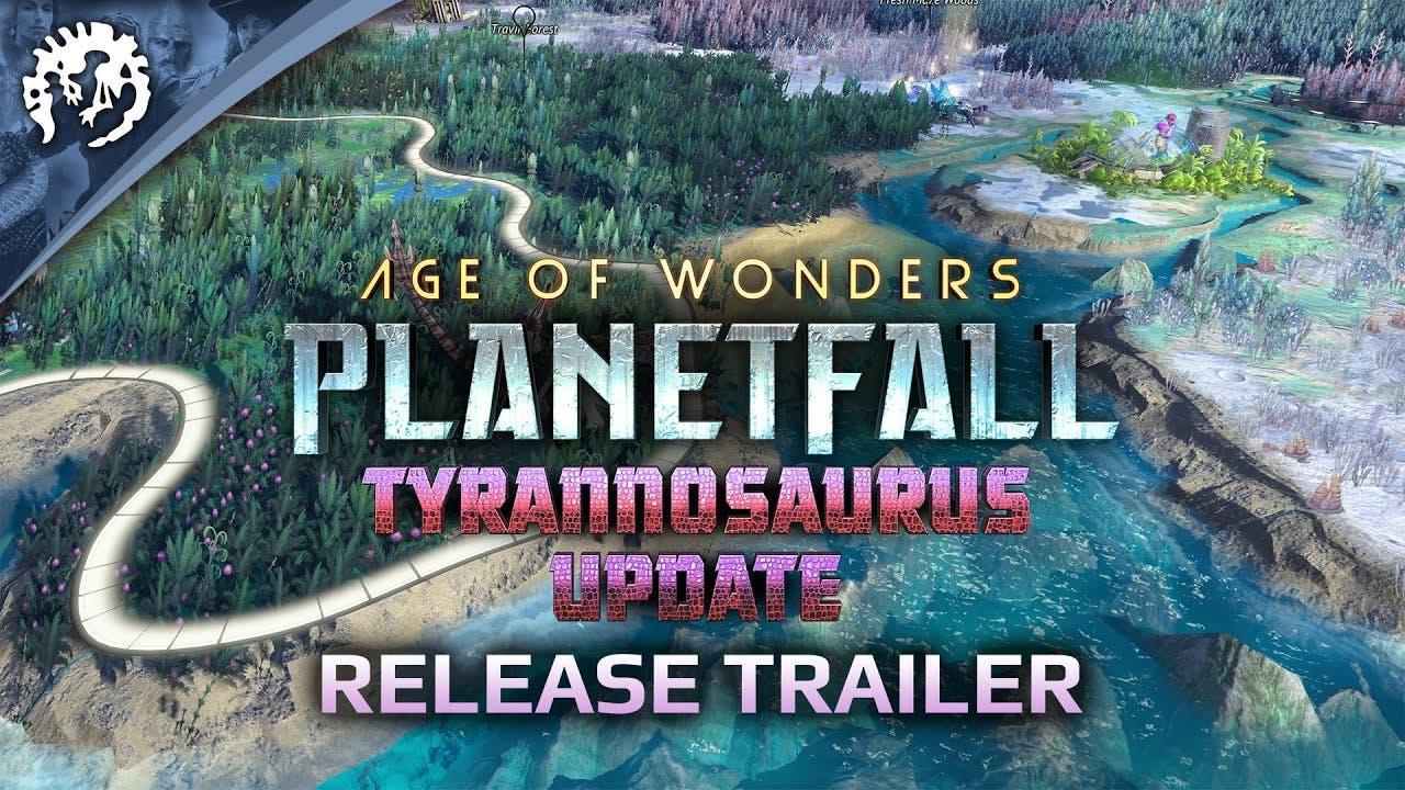 age of wonders planetfalls tyran