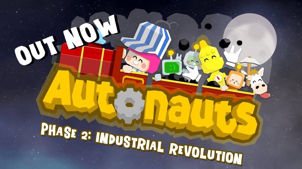 autonauts begins the industrial