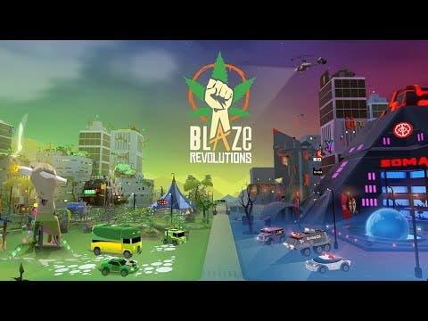 blaze revolutions is a cannabis