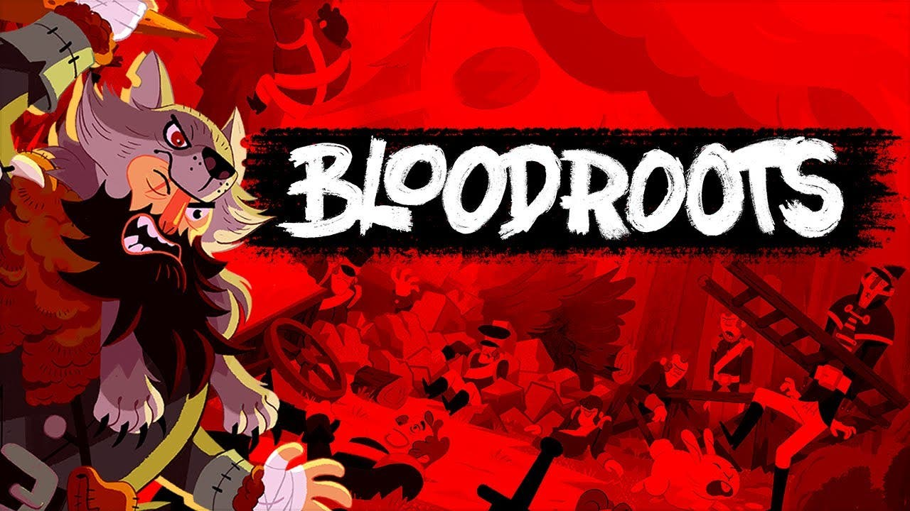 bloodroots the action game set i