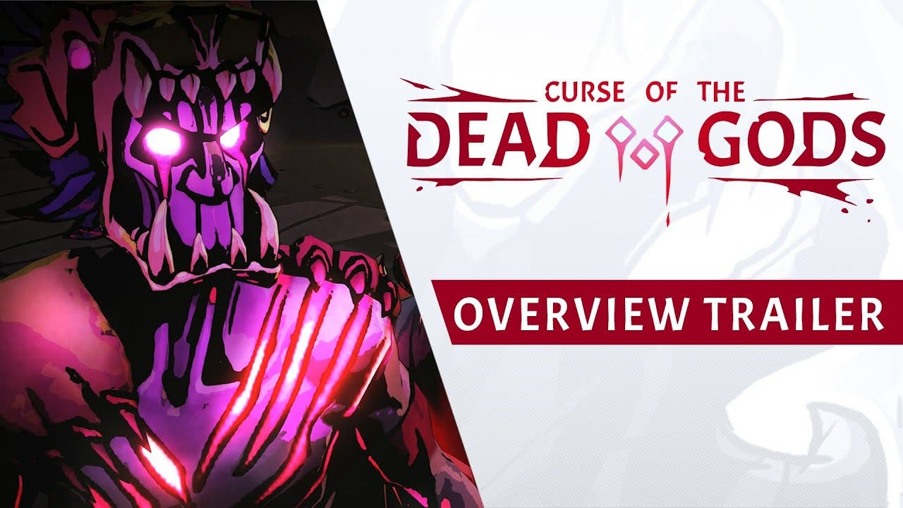 curse of the dead gods overview