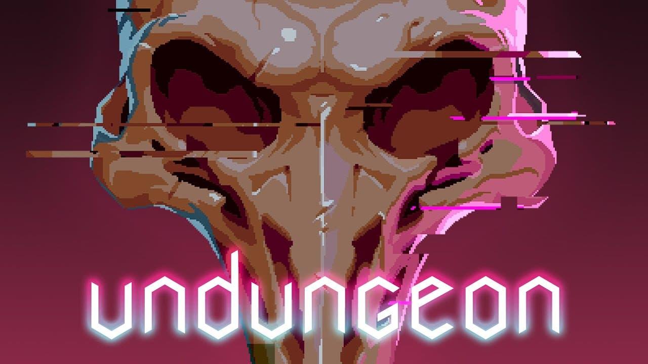 first gameplay of undungeon rele