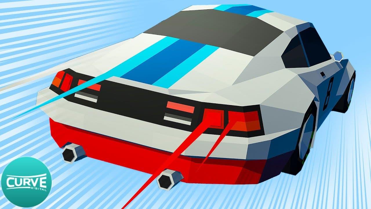 hotshot racing a 90s era arcade