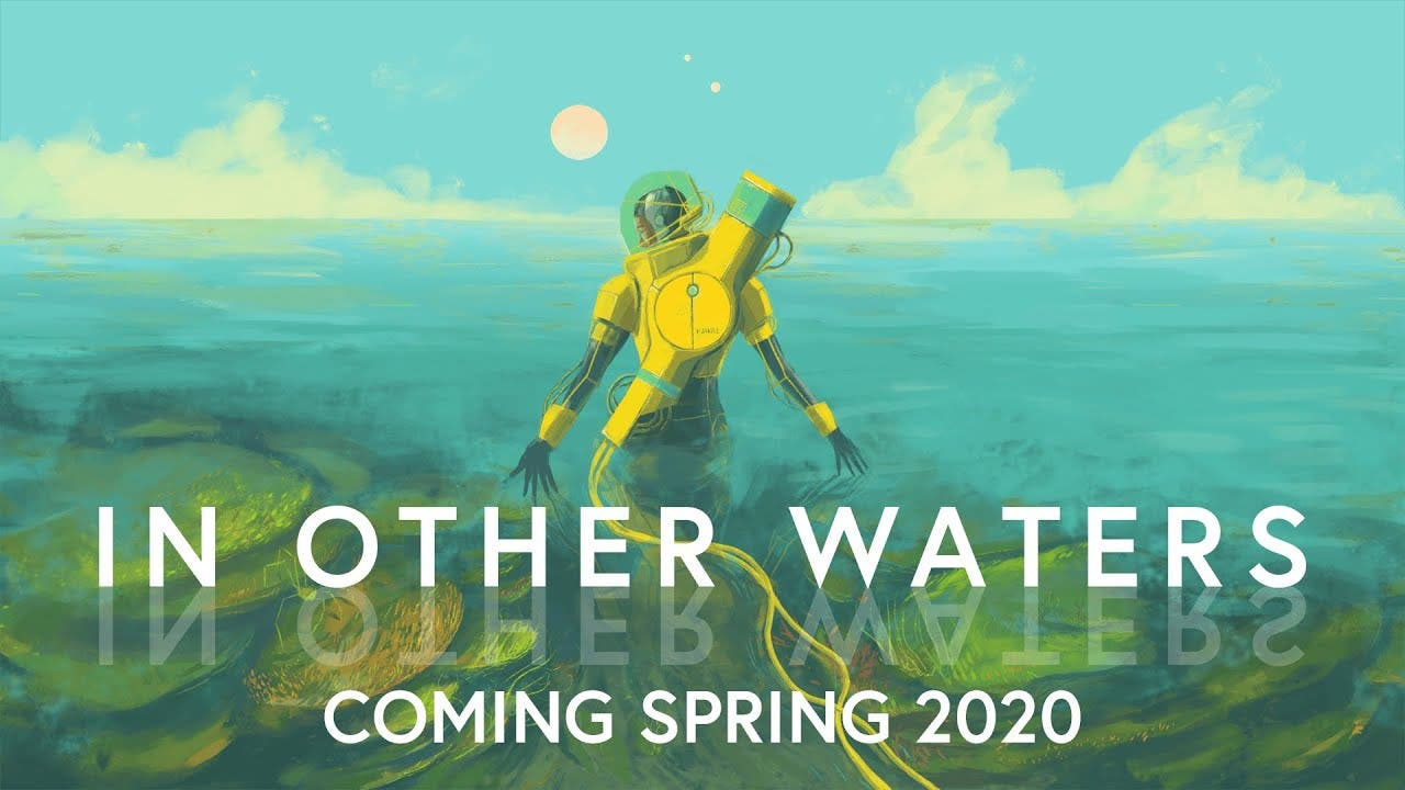 in other waters asks you to expl