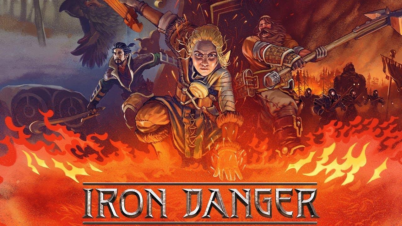 iron danger the tactical rpg tha