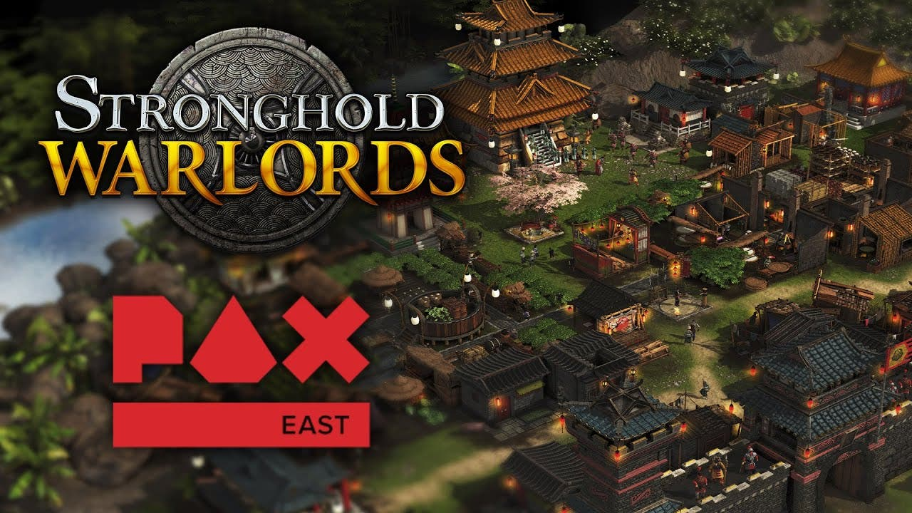 pax east 2020 stronghold warlord