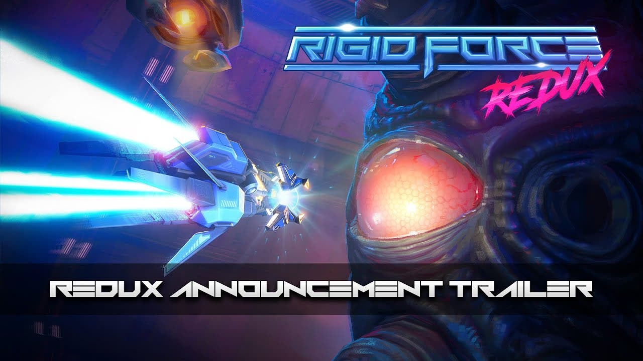 rigid force redux gets a release