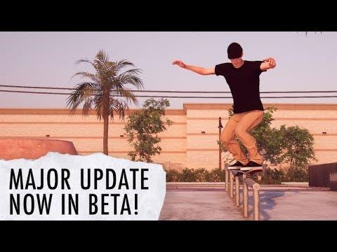 skater xl receives massive updat