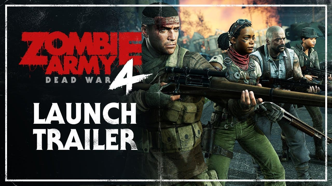 zombie army 4 dead war is out no