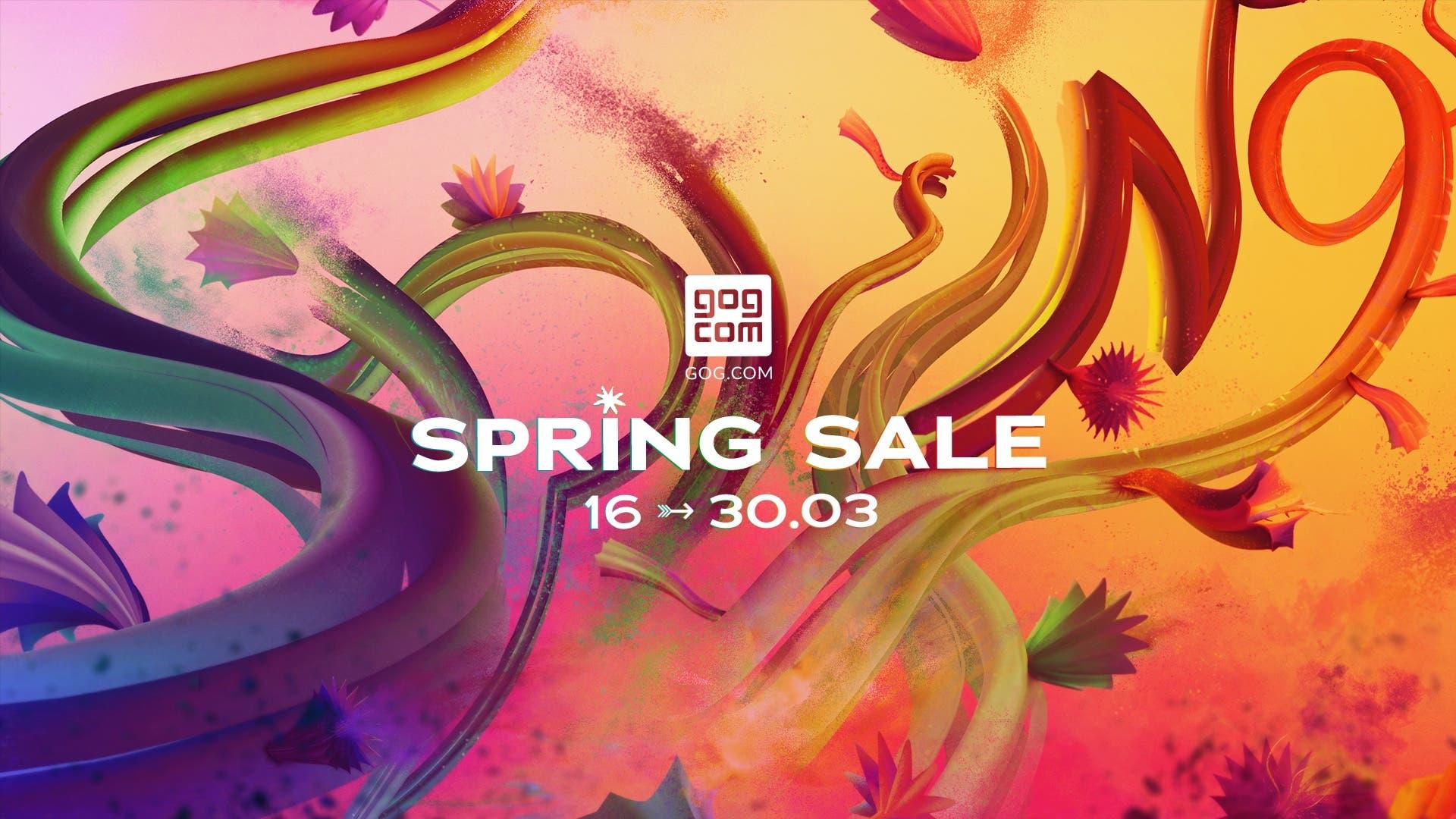 Spring Sale GOG 1