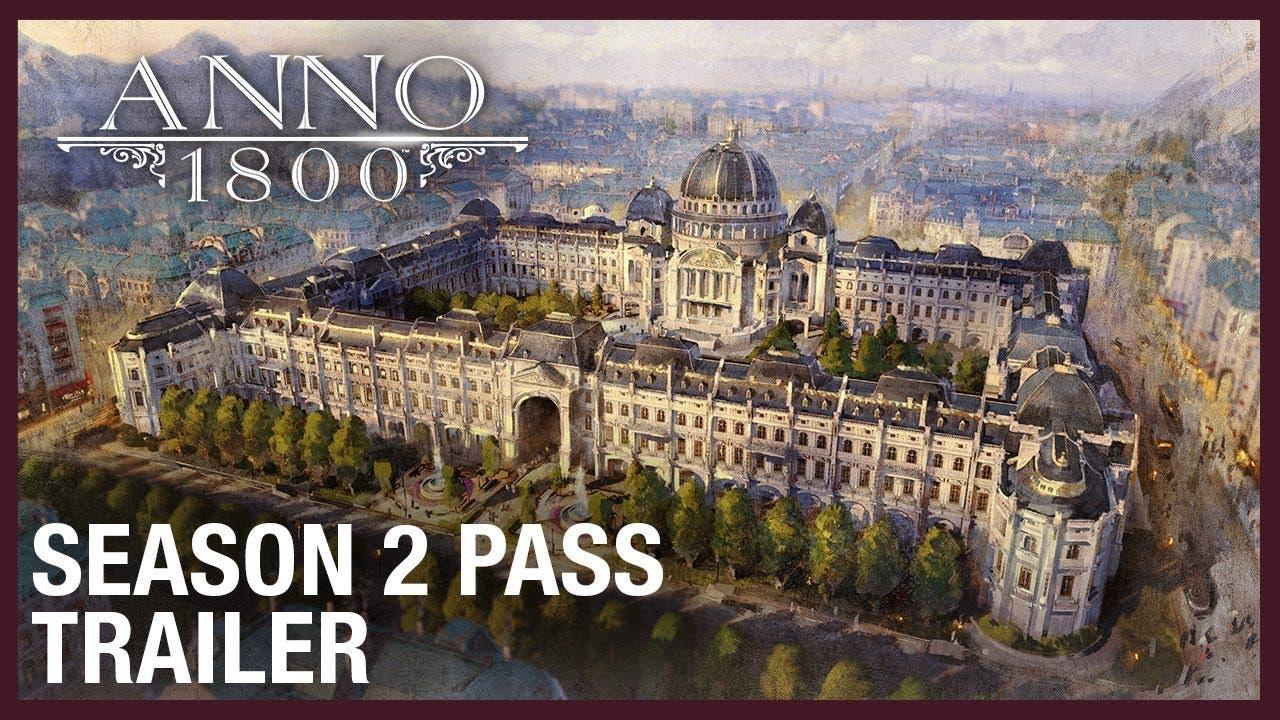 anno 1800 begins season two on m