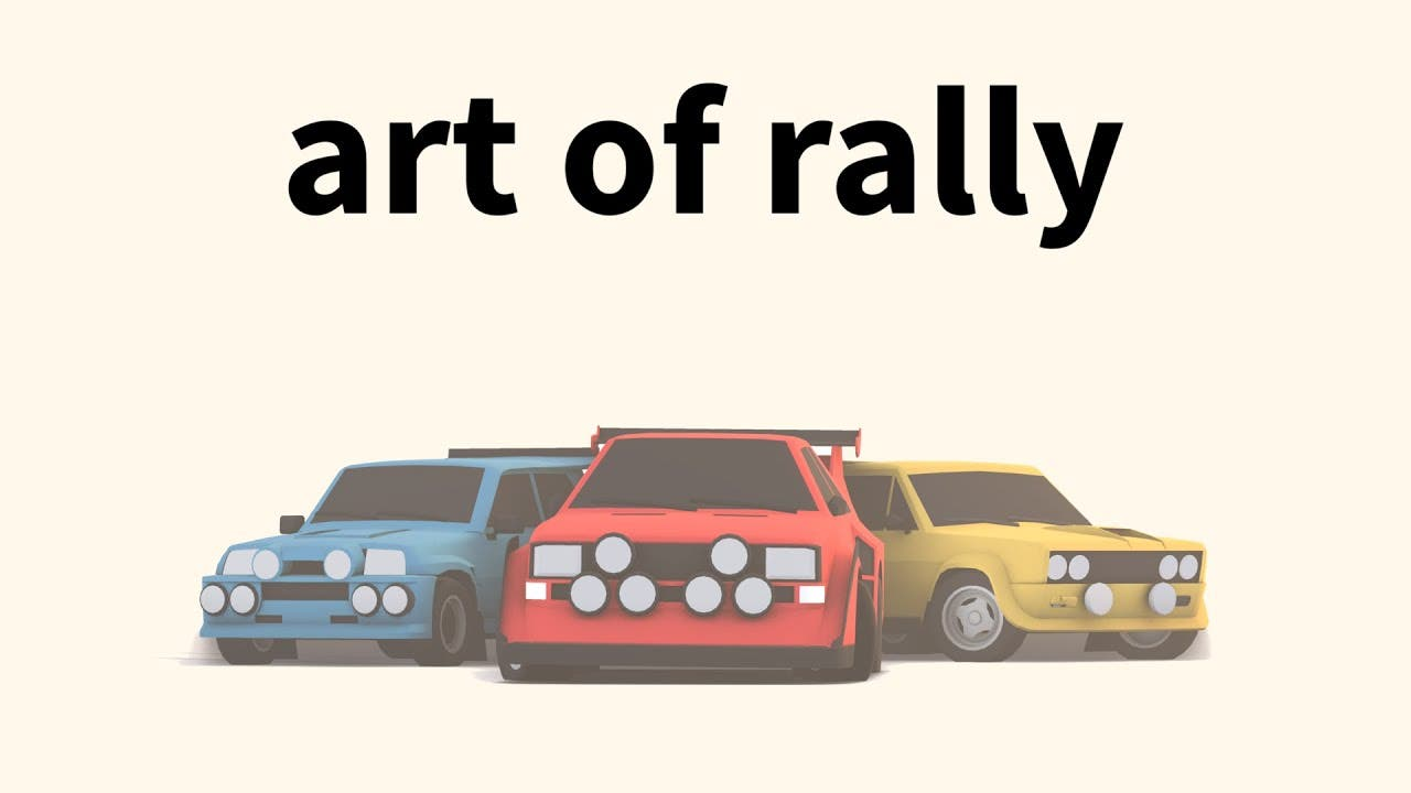 art of rally demo is now availab