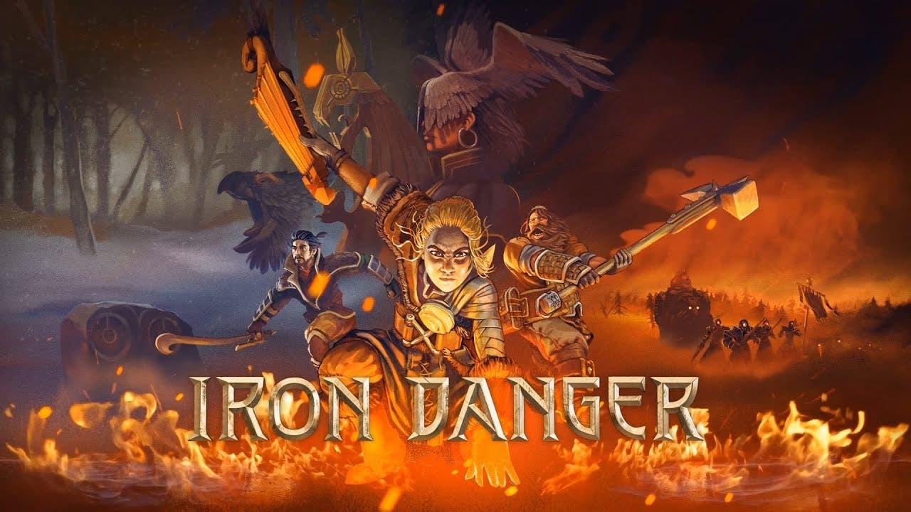 daedalic trailer for iron danger