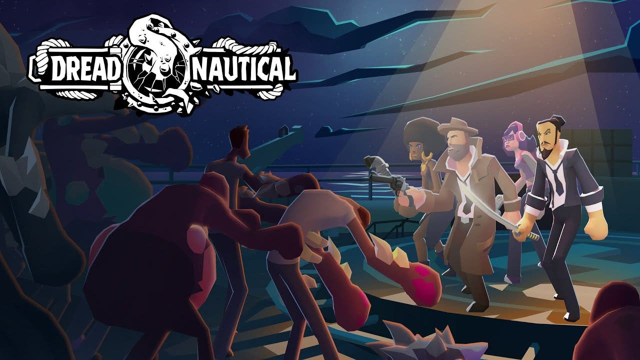 dread nautical the strategy rpg