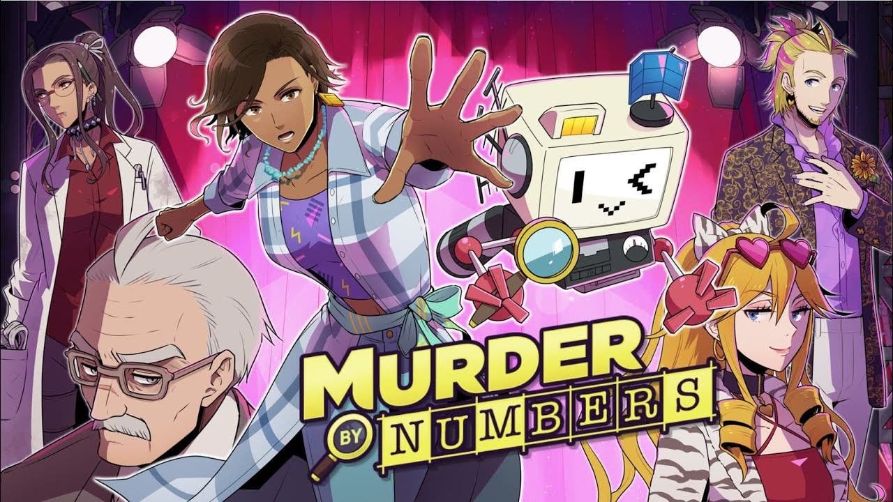 murder by numbers is now availab
