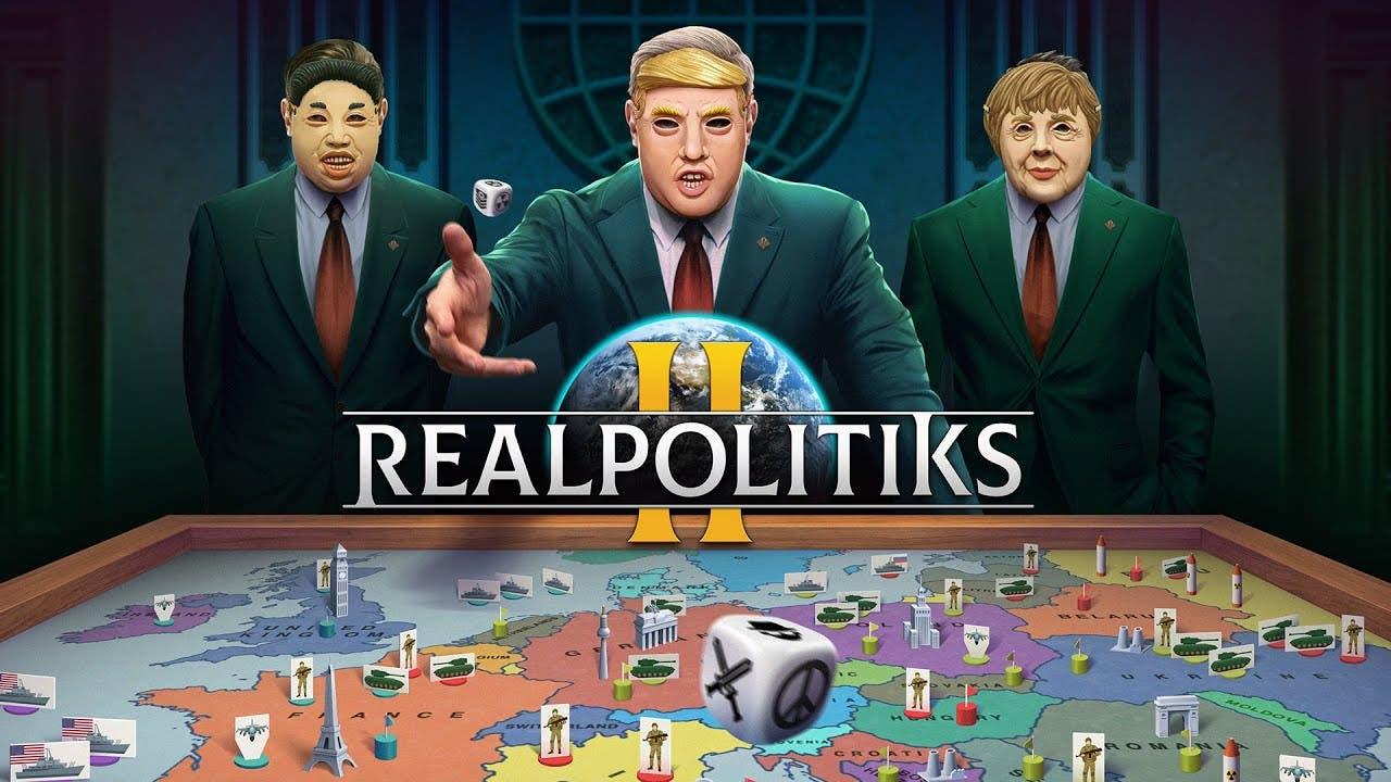 realpolitiks ii the political gr