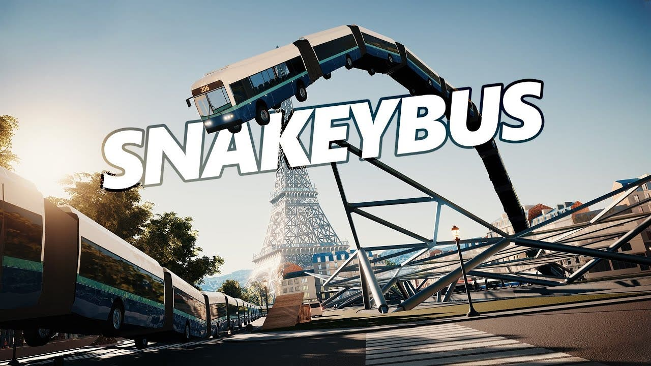 snakeybus to make stops on plays
