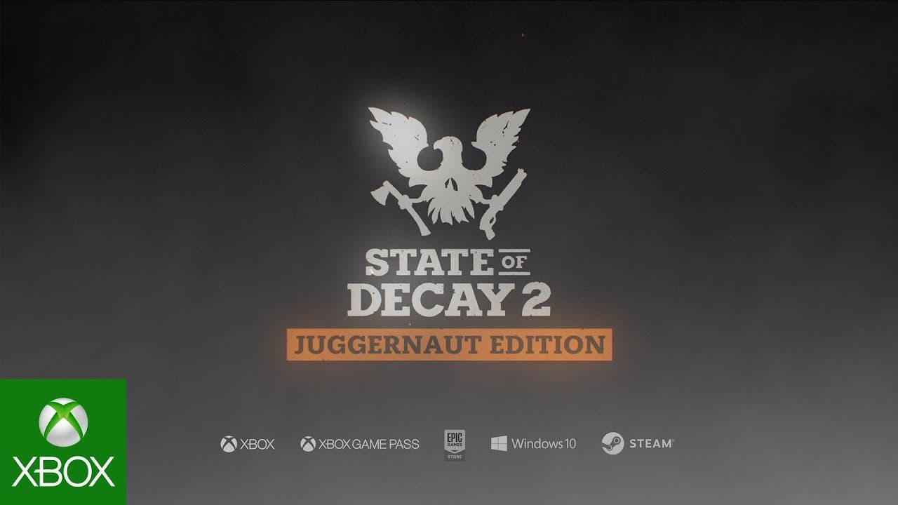 state of decay 2 juggernaut edit