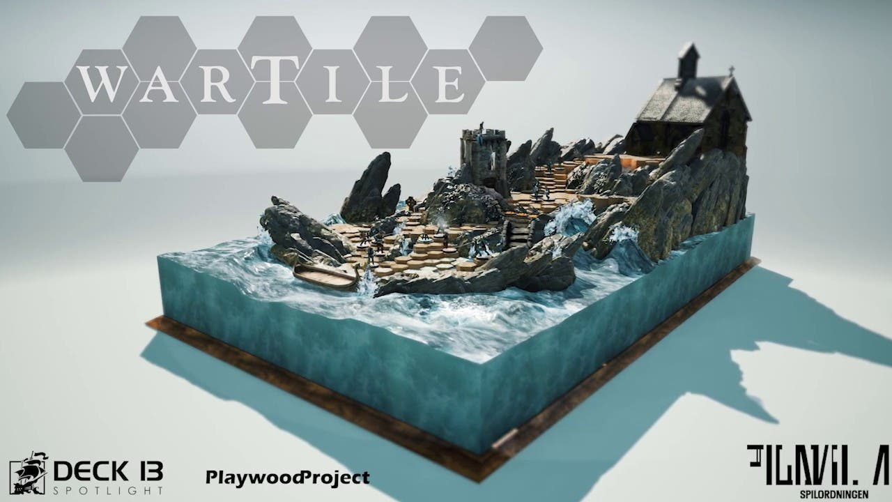 wartile to release onto xbox one