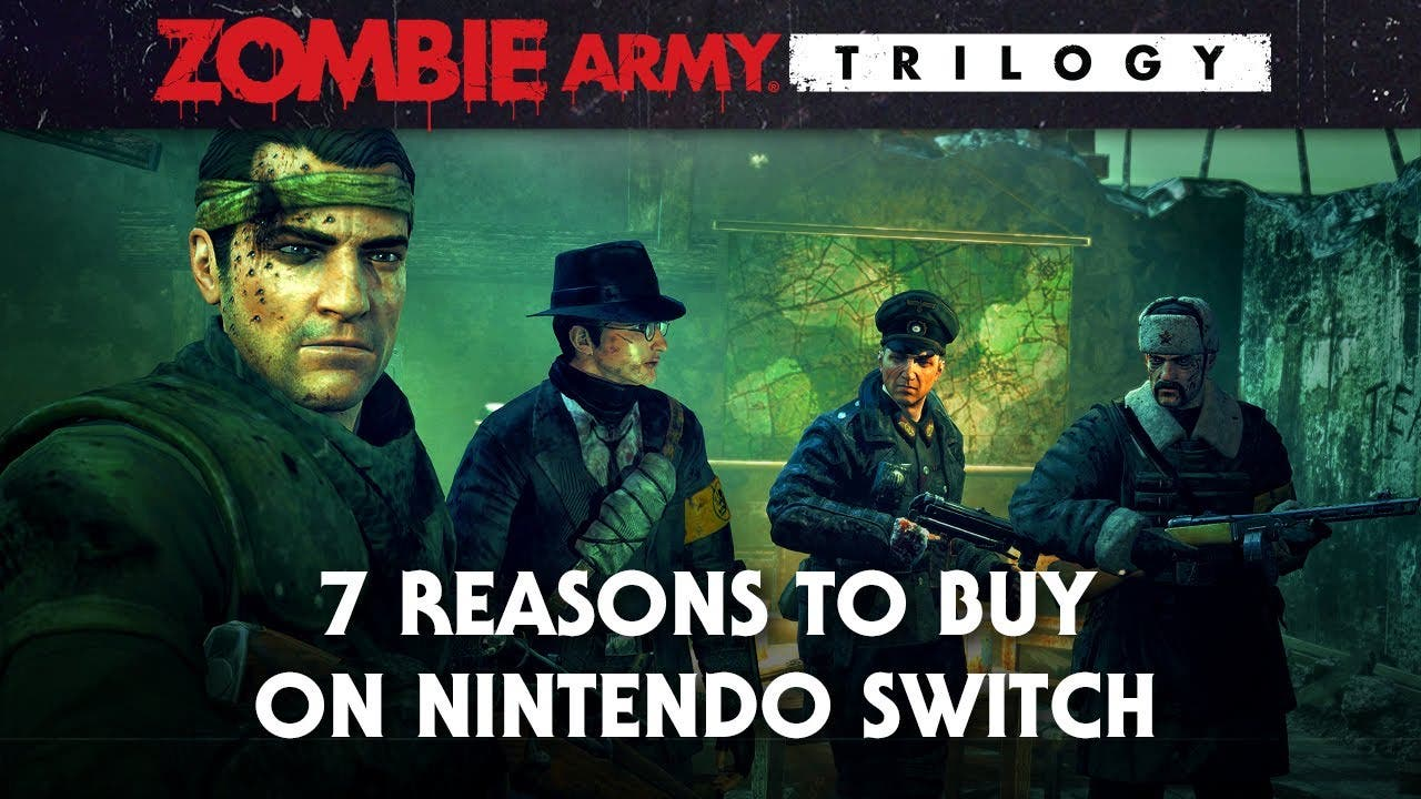 zombie army trailer gives you 7