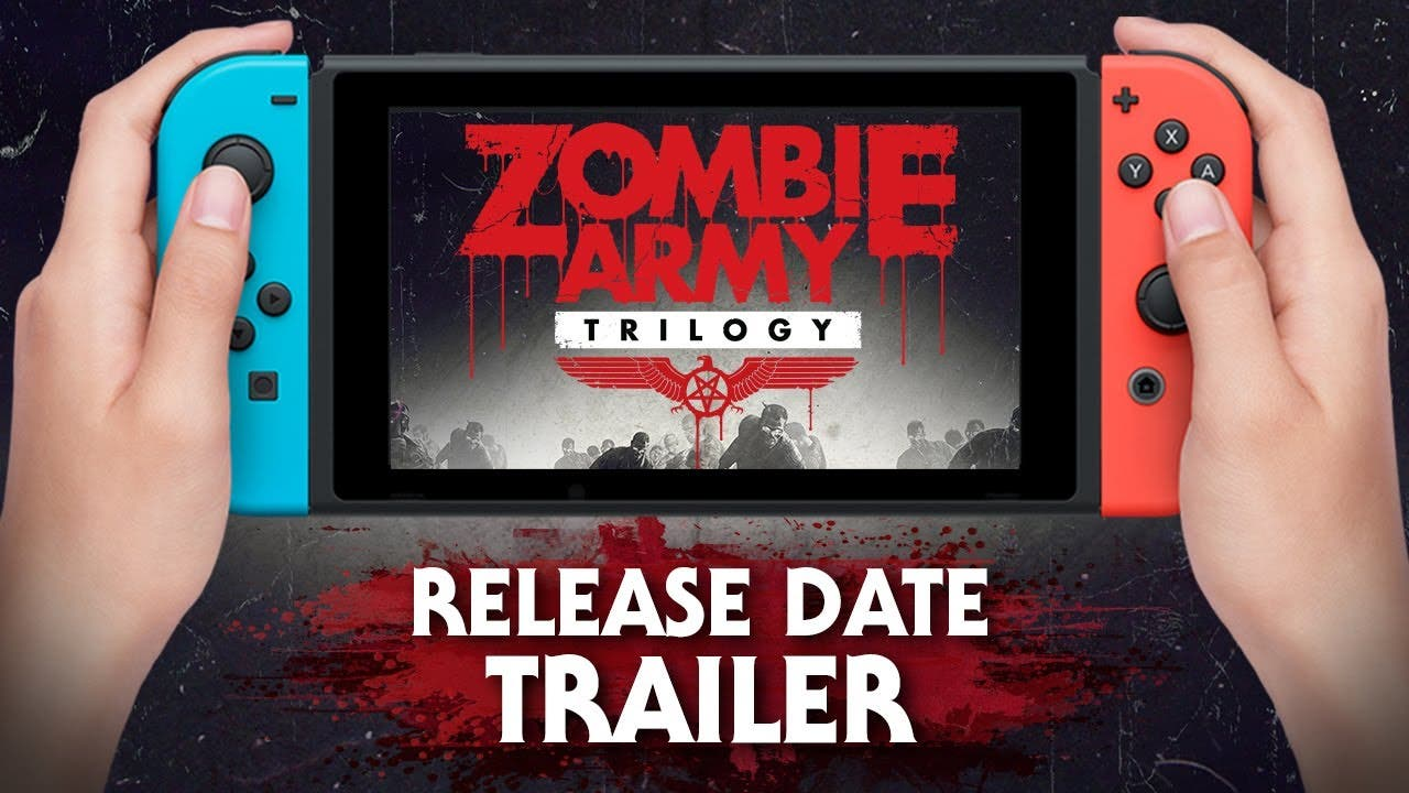 zombie army trilogy invading the