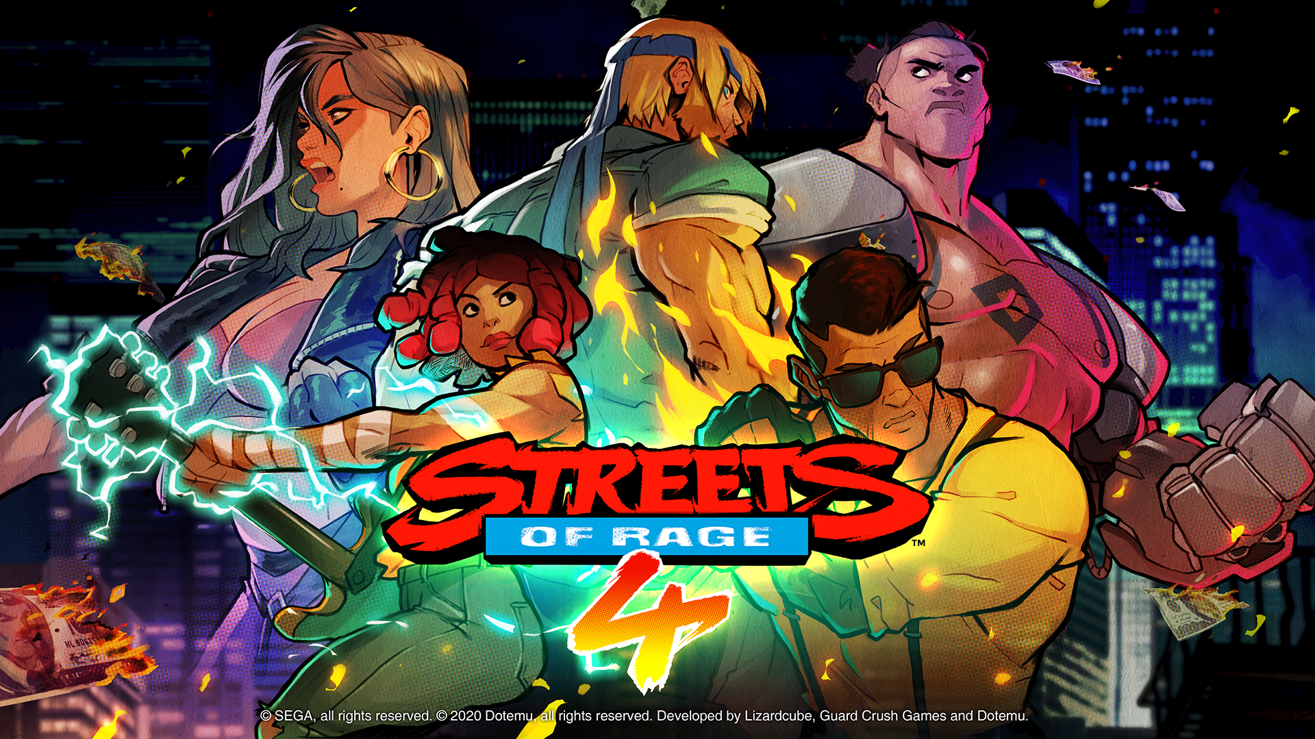 StreetsofRage4 review featured