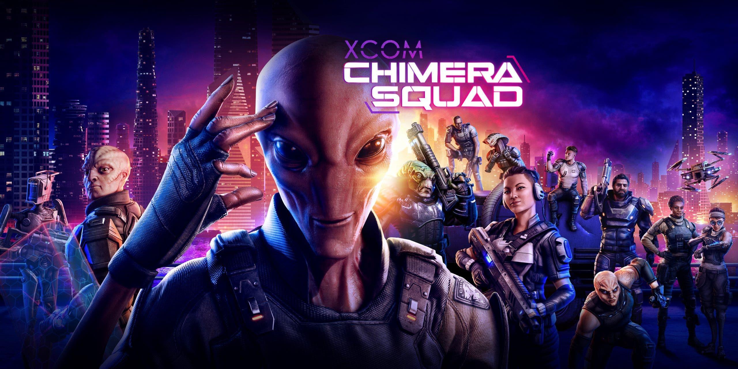 XCOM Chimera Squad Art Horizontal scaled