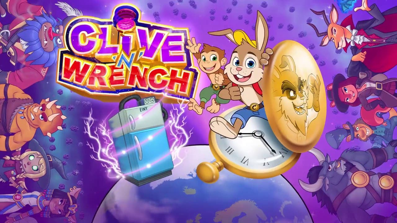 clive n wrench announced this 3d
