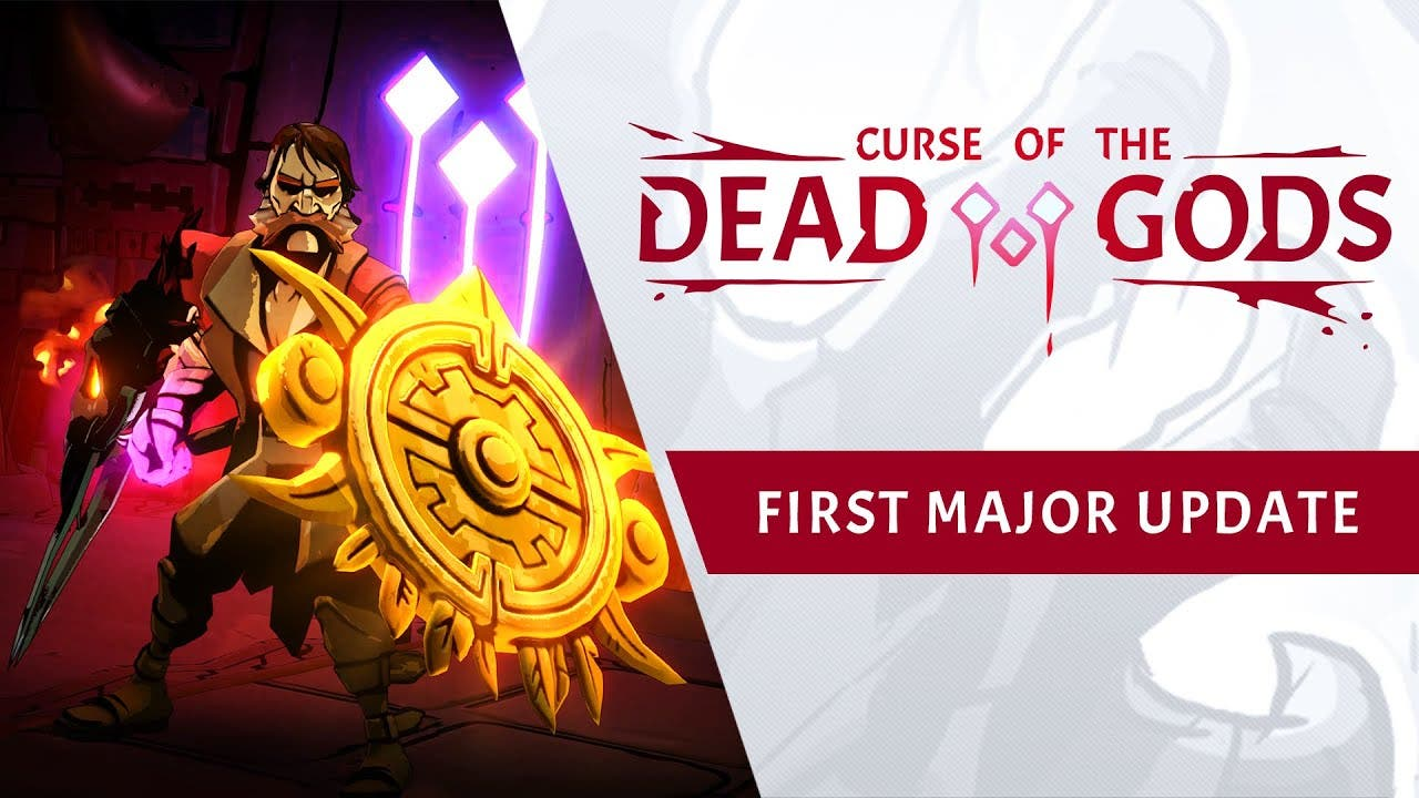 curse of the dead gods receives