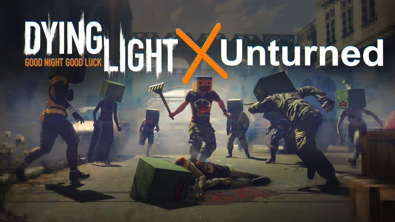 dying light x unturned crossover