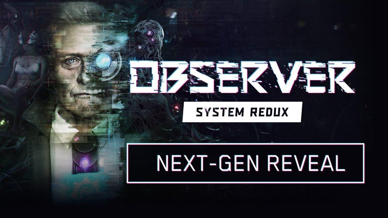 observer system redux revealed a