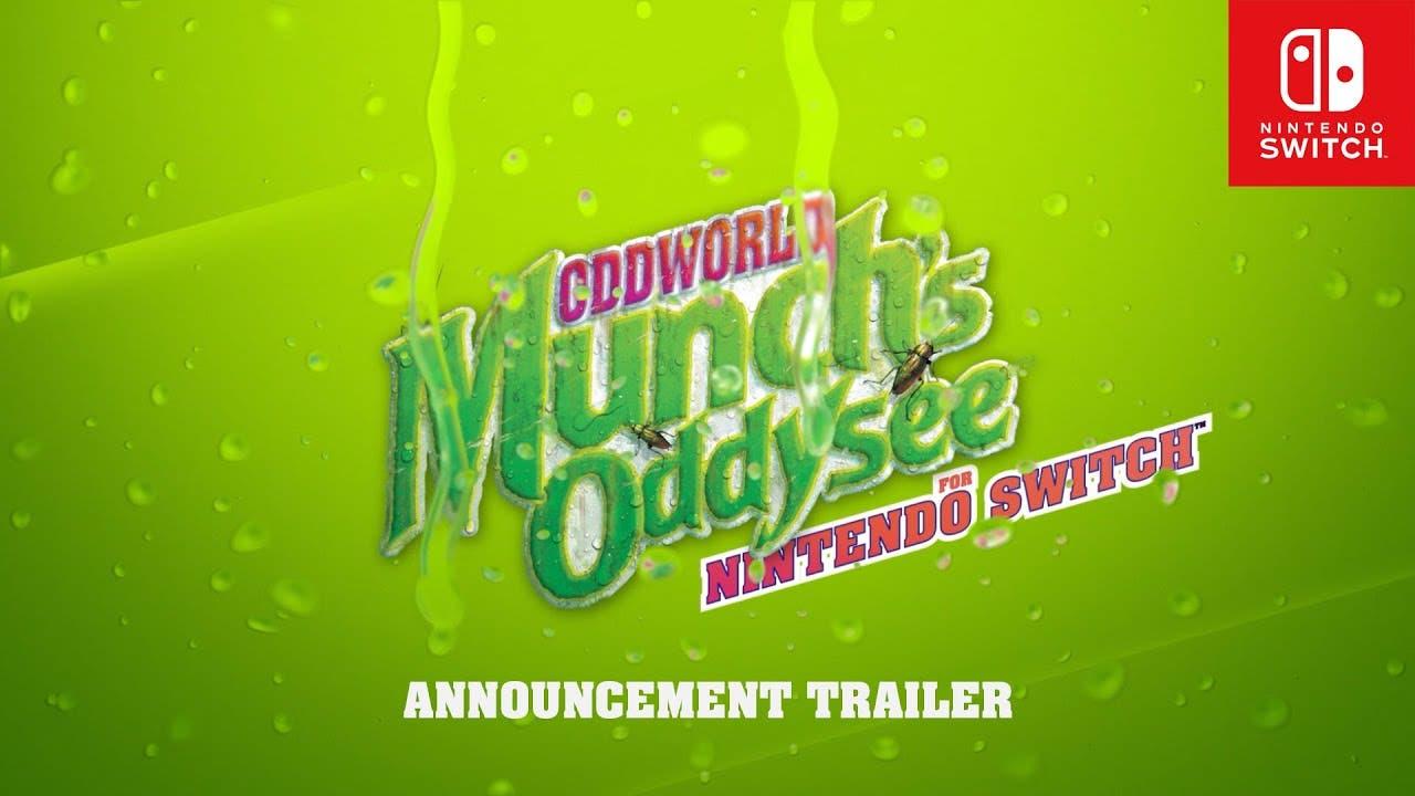 oddworld munchs oddysee coming t