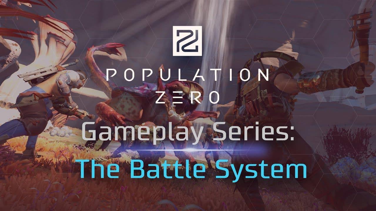population zero trailer showcase
