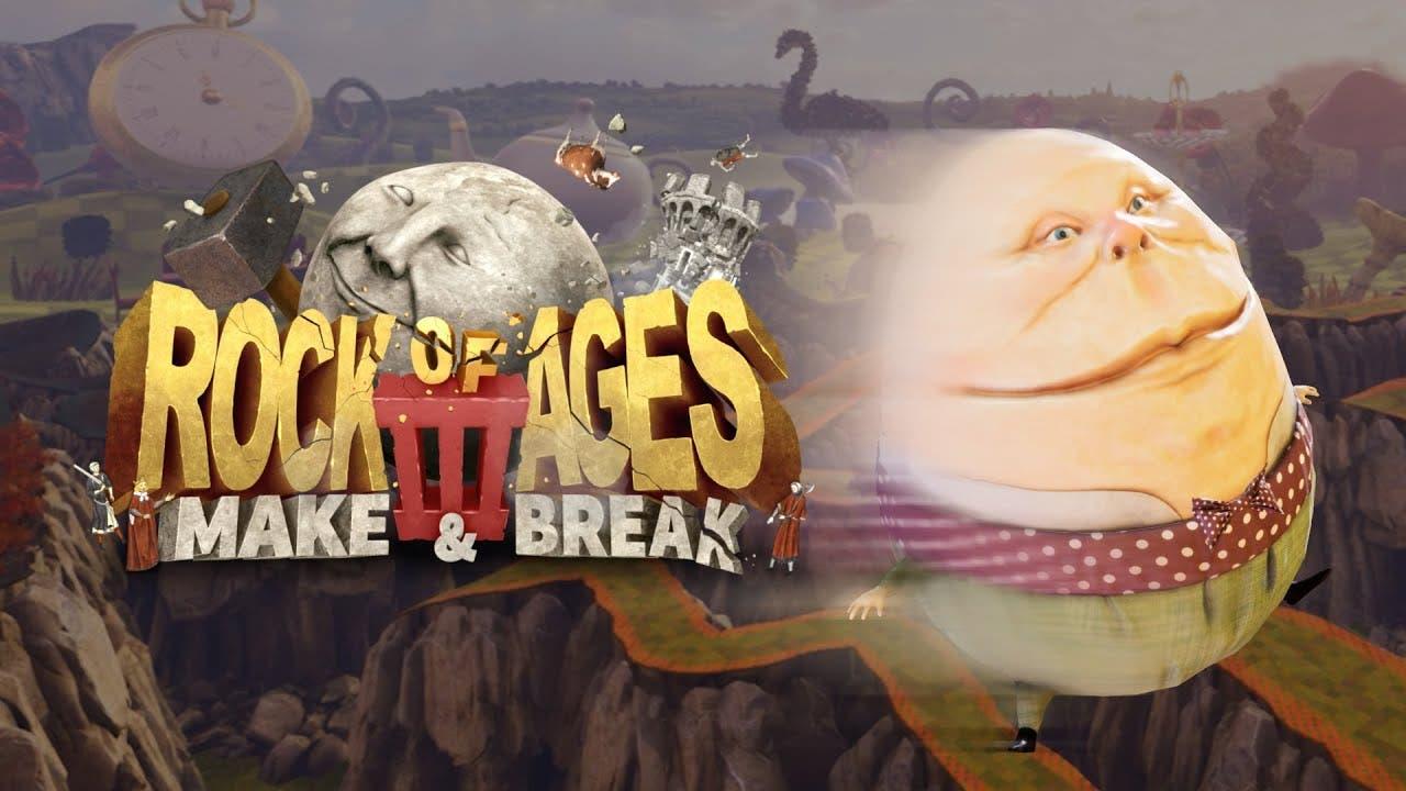 rock of ages 3 make break traile