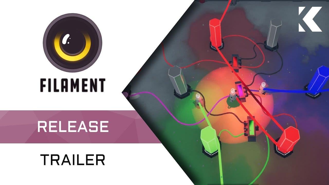sci fi puzzler filament availabl