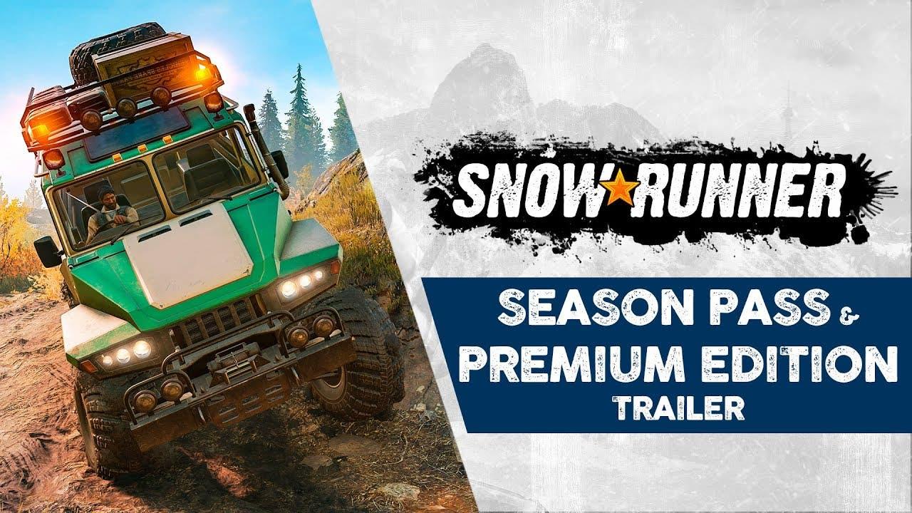 season pass trailer for snowrunn