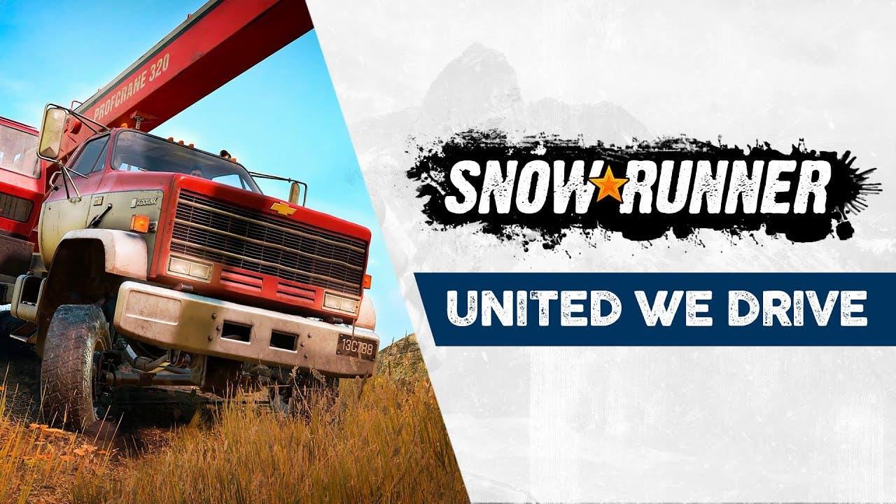 snowrunner newest trailer showca