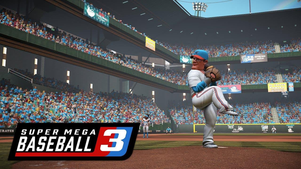 super mega baseball 3 new featur