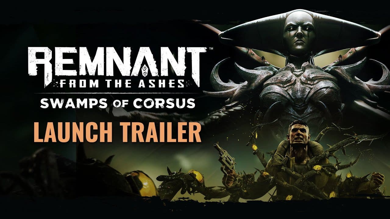 swamps of corsus dlc is a rework