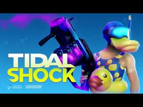 tidal shock an underwater modera