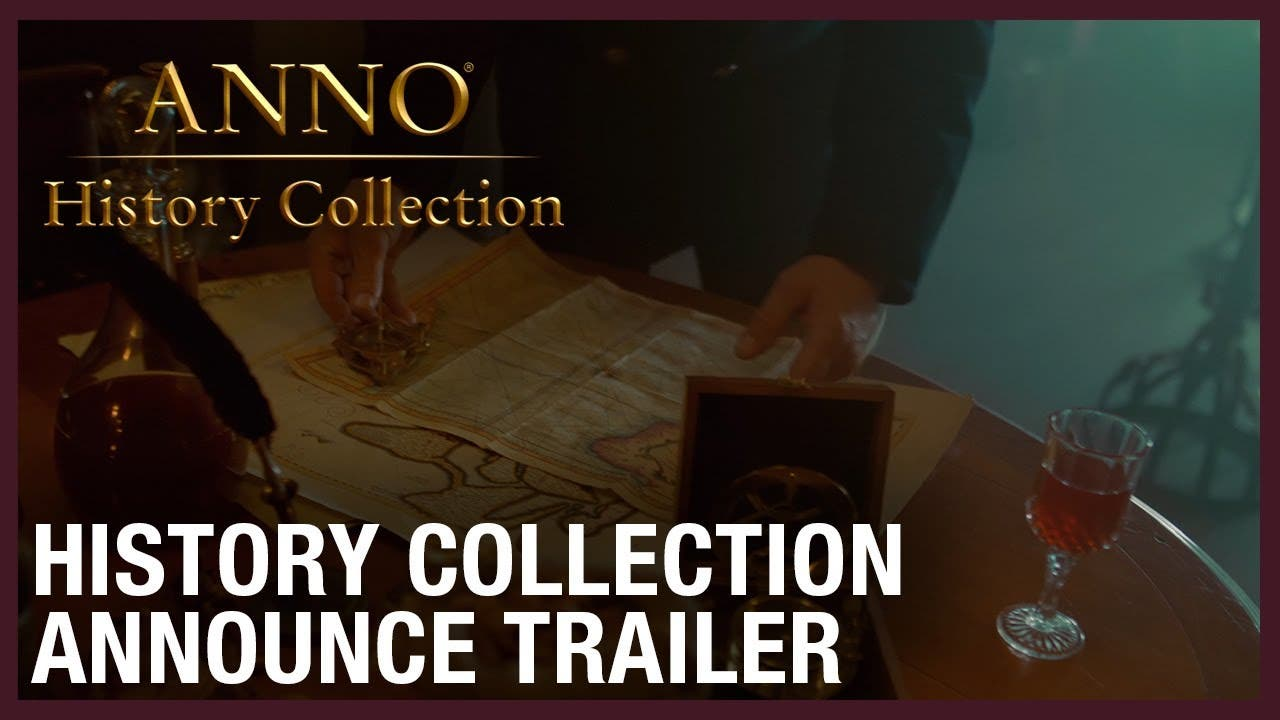 anno history collection announce