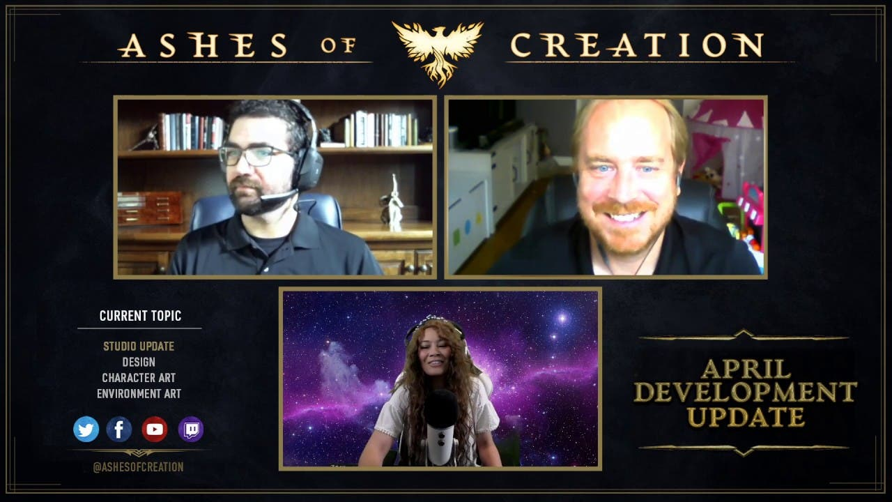 ashes of creation development up