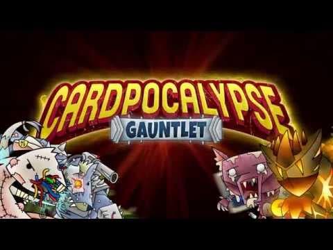 cardpocalypse gets gauntlet mode