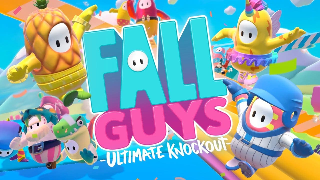 fall guys ultimate knockout game