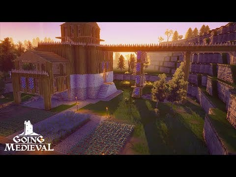 going medieval announced build a