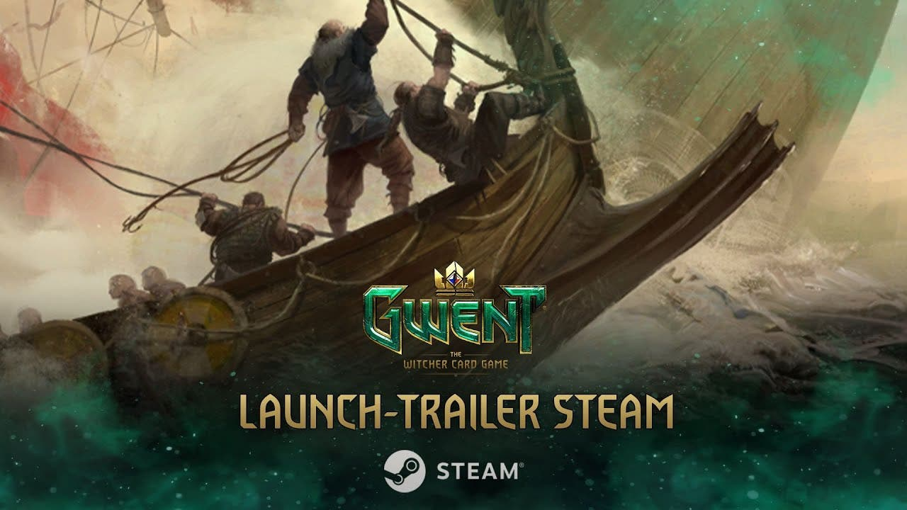 Gwent The Witcher Card Game Has Launched Onto Steam Today Saving Content