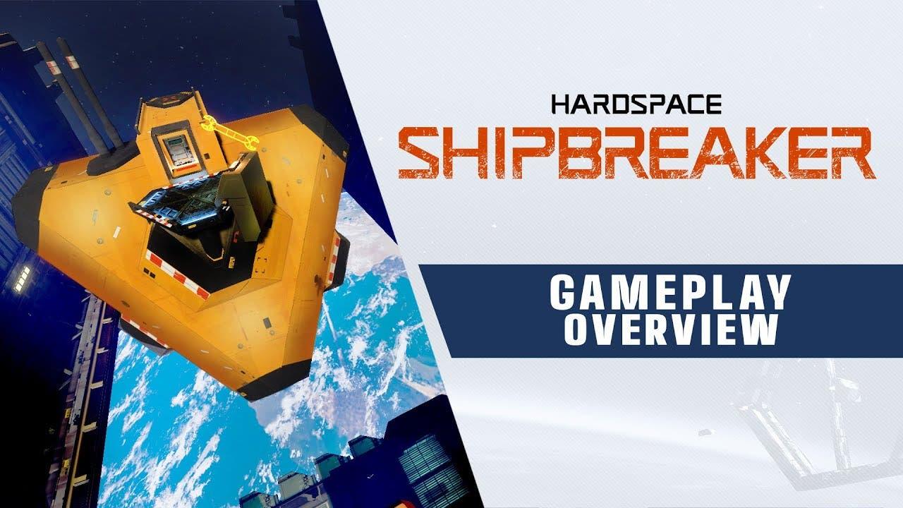 hardspace shipbreaker gameplay o