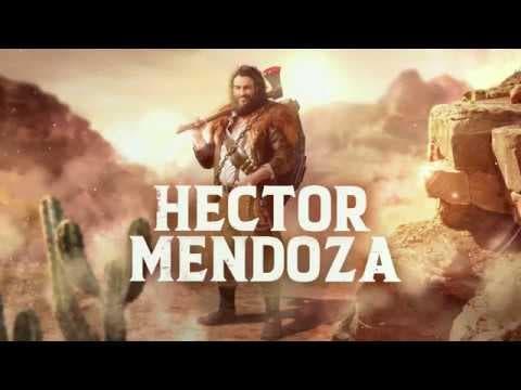 hector mendoza comes to desperad 1