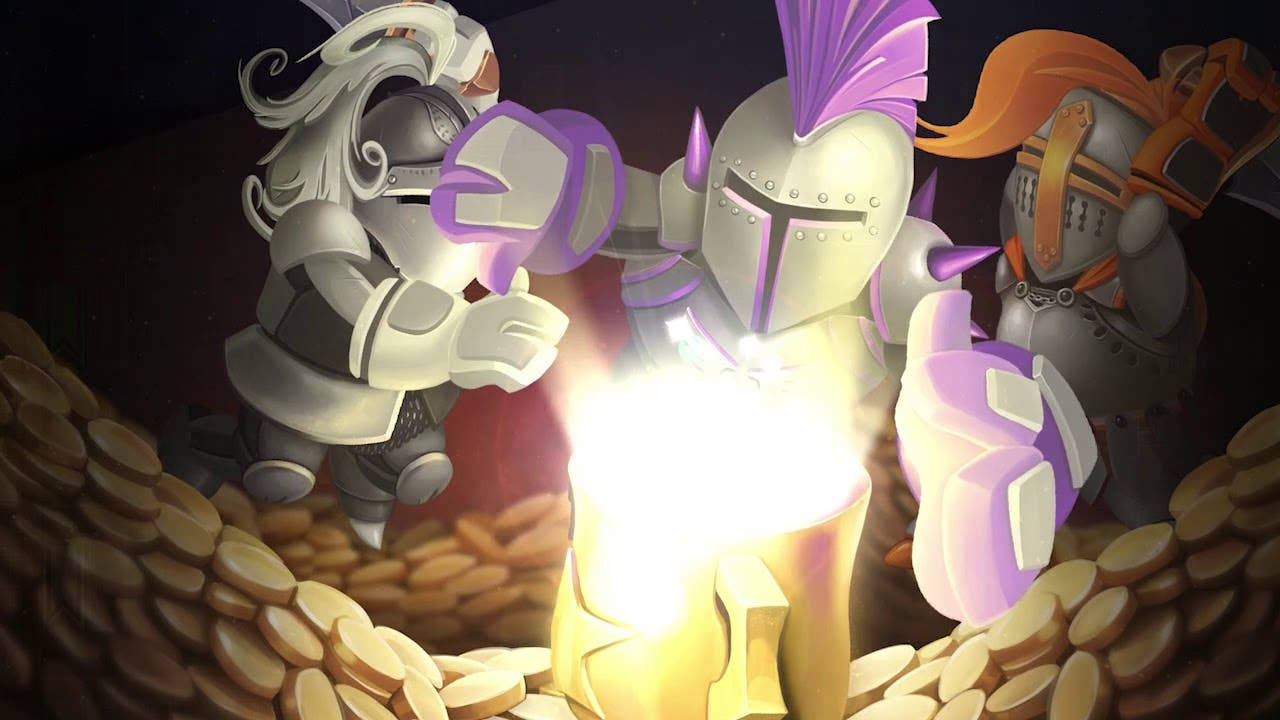 knight squad brings its gauntlet